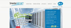 Great web hosting with smarterAsp.net